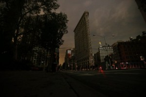 Lights Out in the Flatiron District