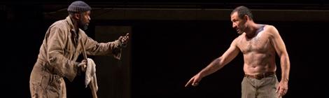 "Flatiron Hot! Critic: Athol Fugard Play ""Train Driver"" Reveals Horrors of Apartheid"