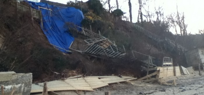 Northport Three Weeks Later: Surveying the Wreckage of Superstorm Sandy on Long Island