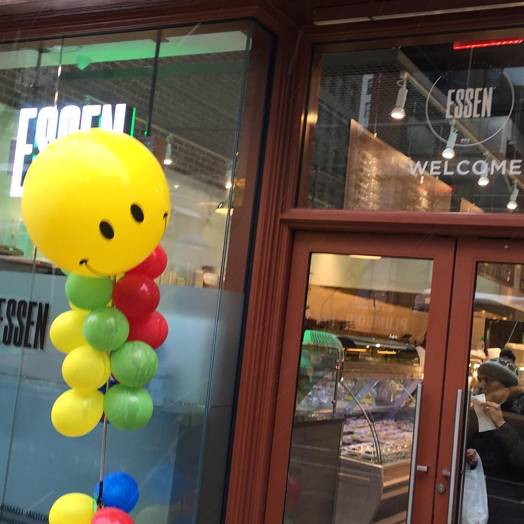Welcome to Essen on 6th Avenue at 23rd St! discoverflatironReadhellip