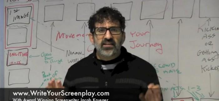 Flatiron Hot! Q&A: Jacob Krueger Talks Hollywood and the Art of Screenwriting