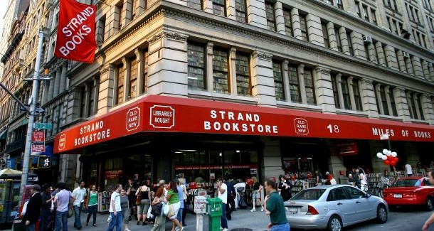 Young Visionary Hatches Reading at Strand Bookstore feat. Ben Gibbard & Ron Currie, Jr.
