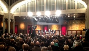 Panel Discussion for NY Review at NY Public Library
