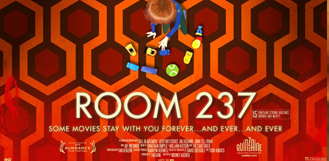 "Film Review: ""Room 237"" Offers Few Insights Into Stanley Kubrick's ""The Shining"""