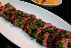 Ramyi Skirt Steak