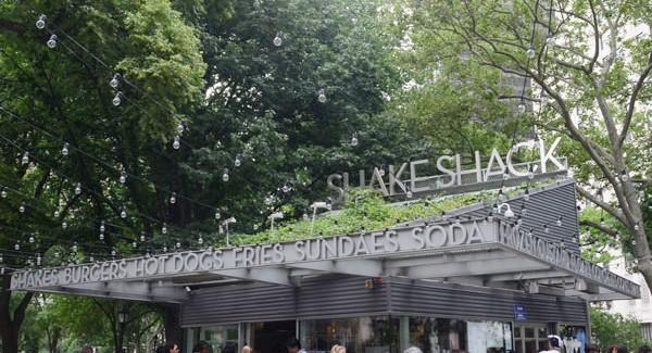 Shake Shack Shaking Up Burger List