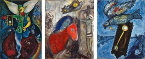 Love, War and Exile - Chagall at the Jewish Museum