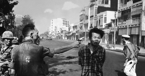 "With Works of Acclaimed Photographers, ""Vietnam: The Real War"" Depicts Conflict"