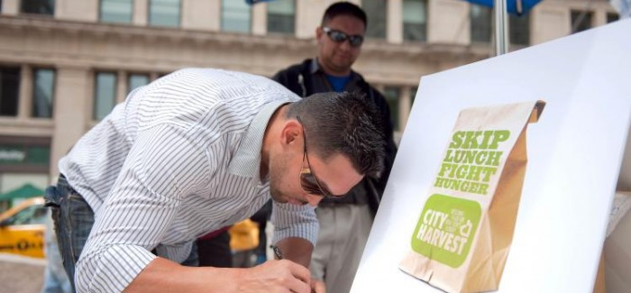 Help Out the Hungry in Flatiron with City Harvest Food Drive