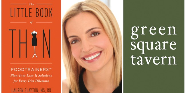Greensquare Tavern to Host Lauren Slayton Book Signing on Tuesday