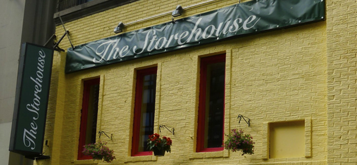 The Storehouse Bar: Where Simple & Friendly Help the Drinks Go Down Easy