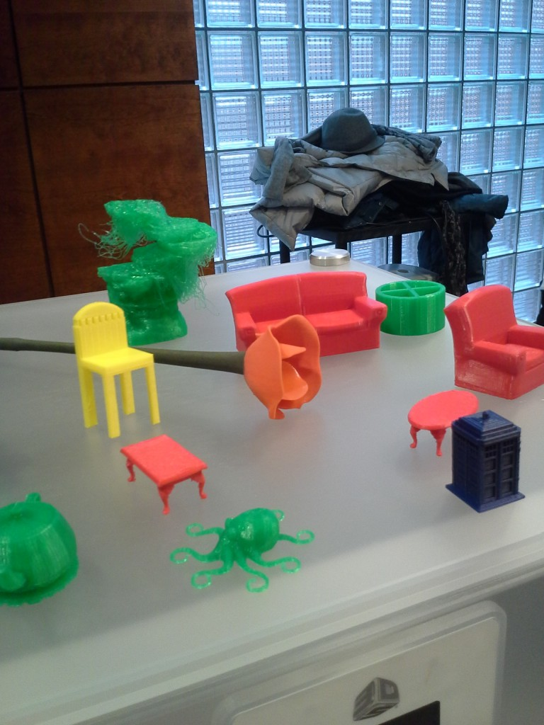 Examples of 3D Printing Technology