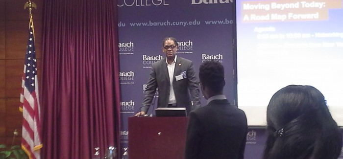 Flatiron Partnership Holds Business Assistance Forum at Baruch College
