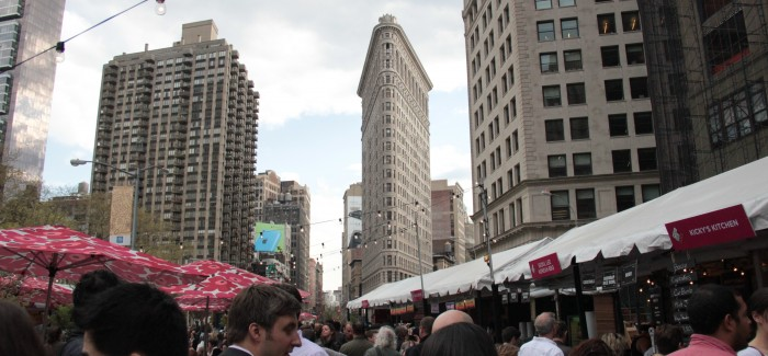 Madison Square Eats 2014 Serves Up Culinary Feast in Flatiron District