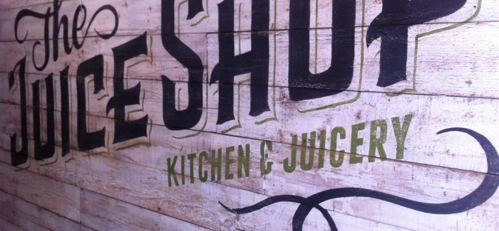The Juice Shop Serves up Exotic Organic Smoothies & Food in Flatiron