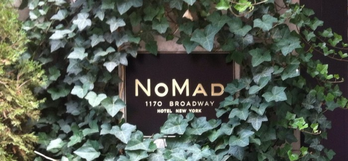 NoMad Bar Mixes Bold Cocktail Selection With Classic New York Pub Aesthetic