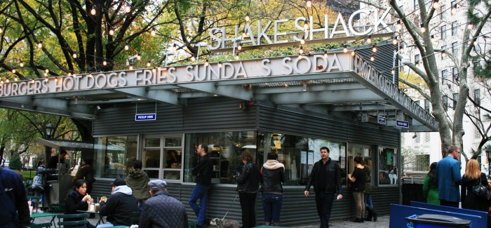 Madison Square Park Shake Shack to Close for 5 Months of Renovation