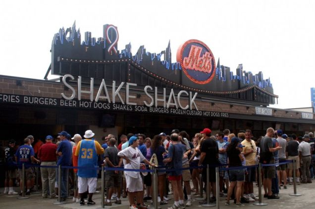 Shake Shack CitiField