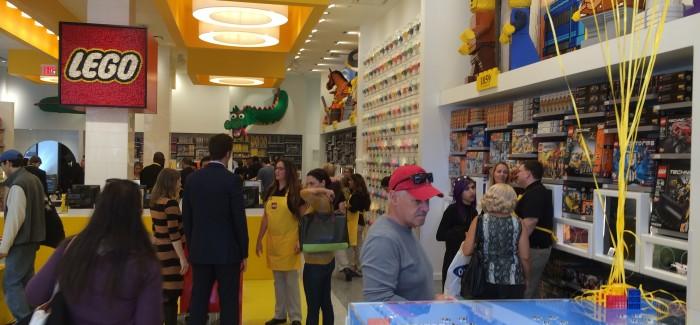 Flatiron District Greets New Lego Store