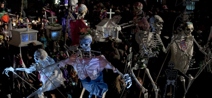 41st Annual Village Halloween Parade Will Haunt the Flatiron District