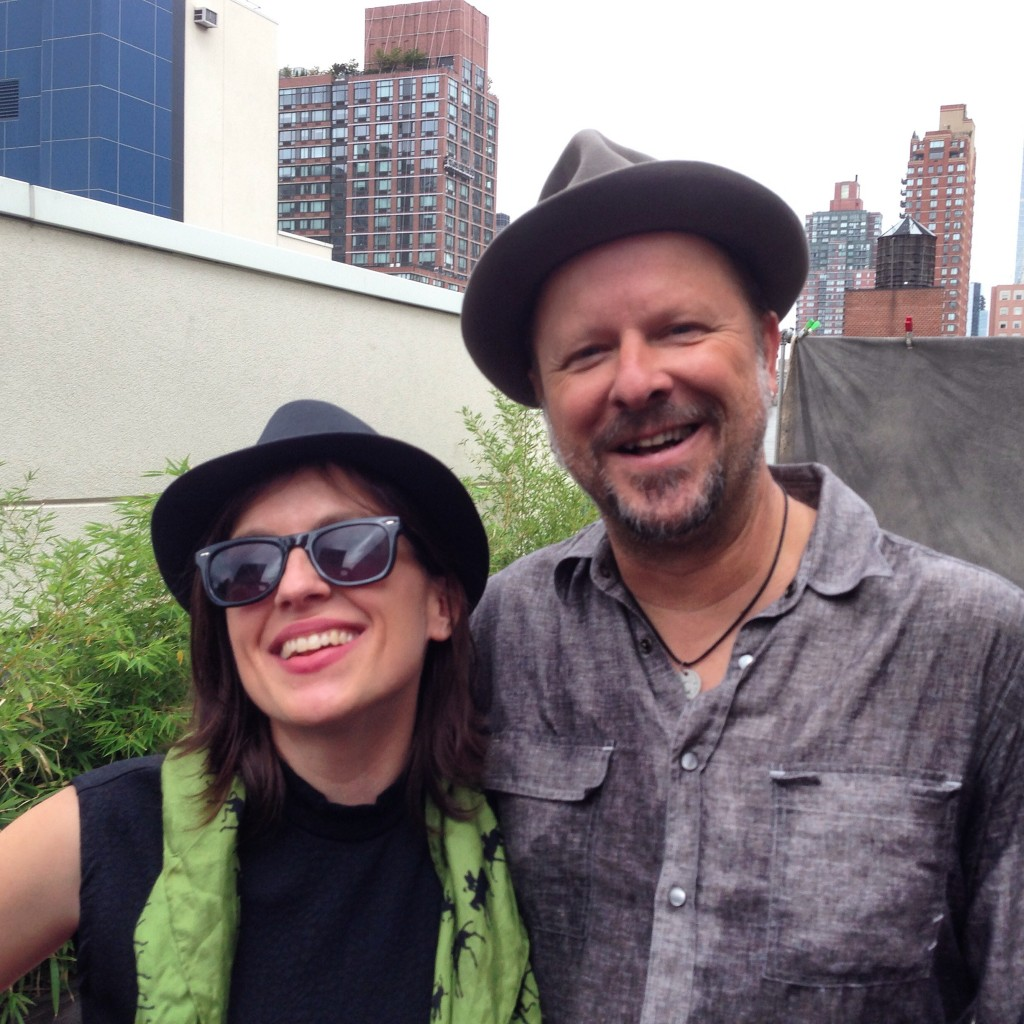 Sarah+DannyClinch