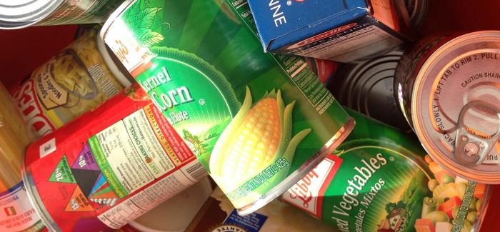 Flatiron BID Hosts Holiday Food Drive With Food Bank of New York City