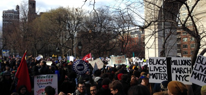 Flatiron Hot! Pundit: One Week Later: Reflecting on the Experience and Meaning of Millions March NYC