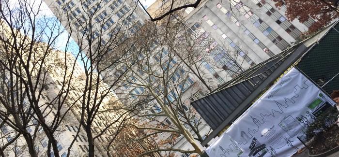 Update: Madison Square Park Shake Shack Renovations
