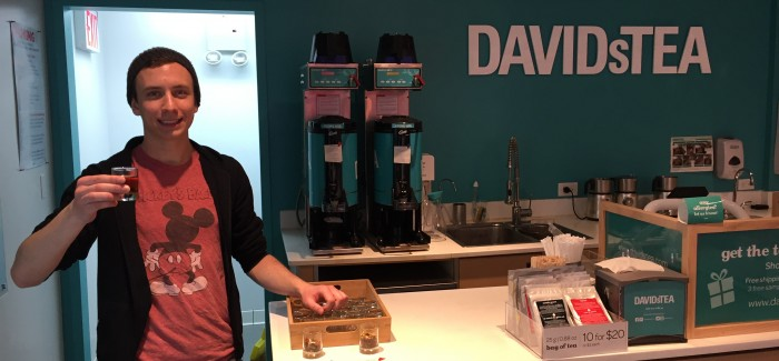 David's Tea Brews Perfect Valentine's Day Gifts in Chelsea and NYC