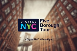 Digital.NYC 5-Borough Tour spreads tech and startup tips throughout NYC