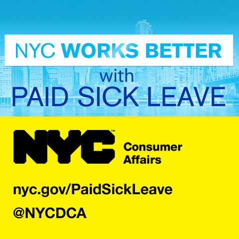 Paid Sick Leave Survey NYC