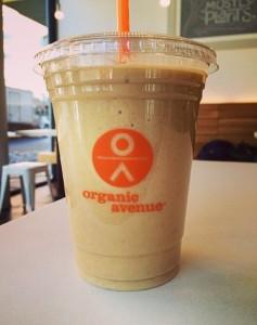 Organic Avenue Karma Smoothie