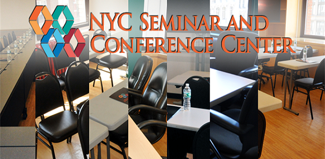 NYCSCC, a corporate conference center and event venue in the Flatiron District