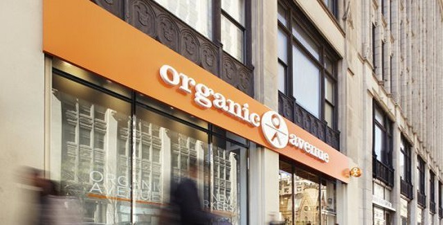 Organic Avenue: Smoothie Deal Makes Friday the 13th a Lucky Day in NYC