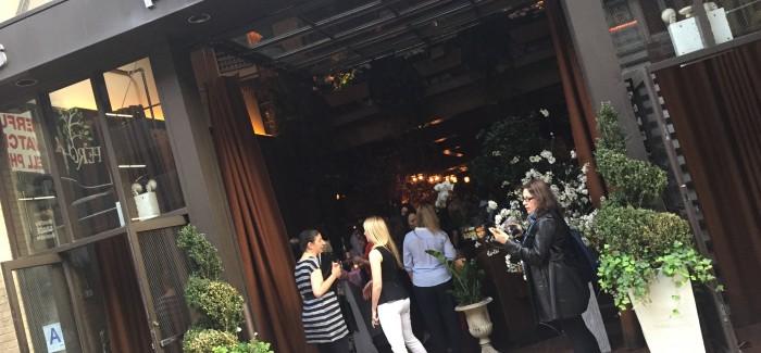 "Flatiron, Mad Square Park Restaurant Pergola Hosts ""Enchanted Forest"" Spring Fling"