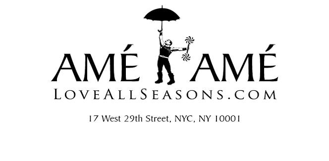 Logo For Flatiron District Fashion Boutique Amé Amé