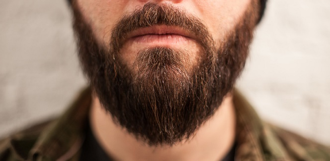 HG Beard Oil Beard
