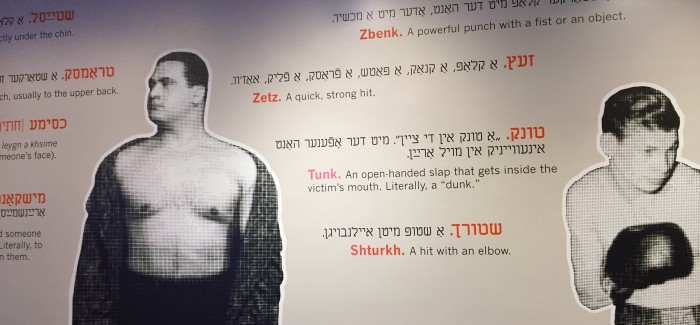 Jewish Boxers, James McDonald, Michael Walzer & More: Center for Jewish History Offers Great Cultural Events and Treasures for Flatiron & Chelsea