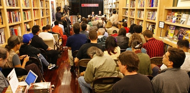 Event at Chelsea's Revolution Books