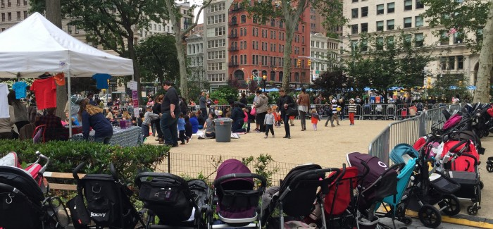 Madison Square Park Kids Summer Concert Series Kicks Off with Suz Slezak