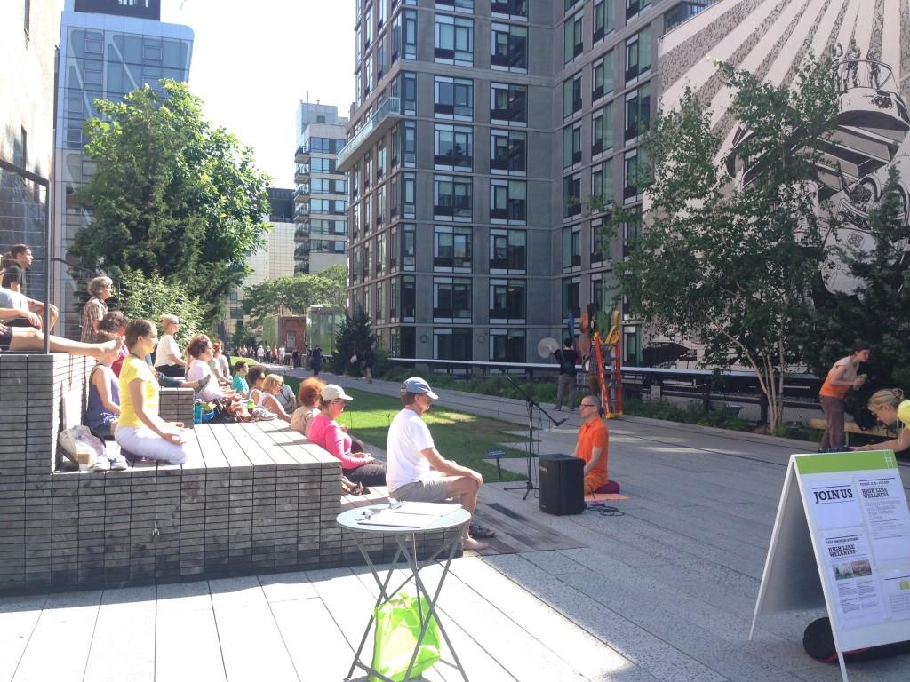 Peaceful Meditation Close to NYCSCC