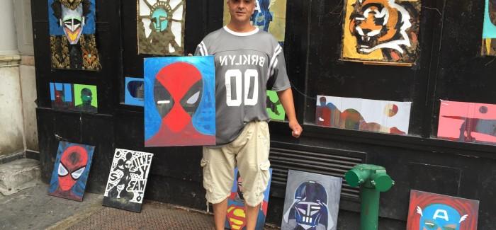 Flatiron and Chelsea Feature Lively Street Art Scene – Teofilo Olivieri
