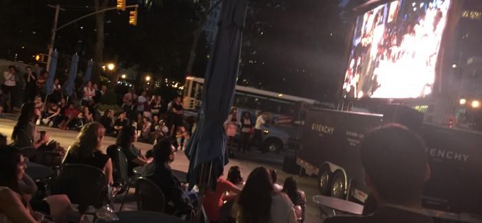 Fashion Week Catwalks Make Virtual Appearance in Flatiron Public Plazas!
