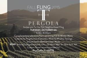 FALL FLING 2015