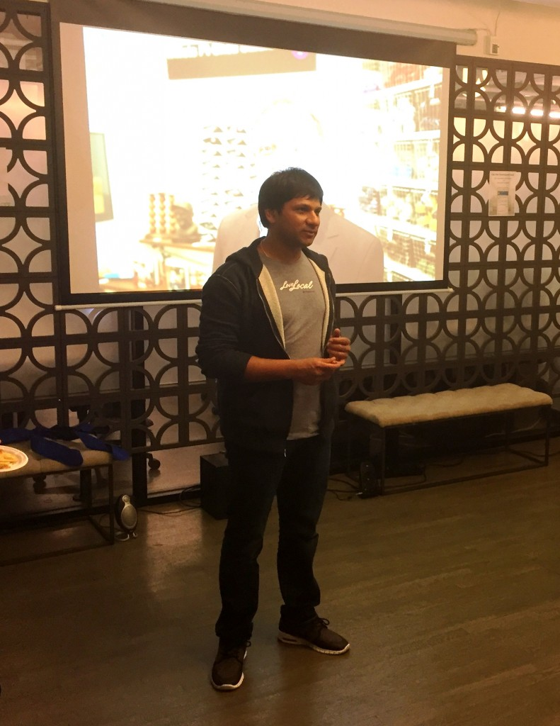 Townsquared's Rohit Prakash pitches B-to-B collaboration!