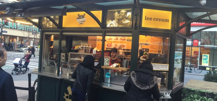 News Flash! Wafels & Dinges Holds a Taste Test for a New Menu Item this Friday in Bryant Park
