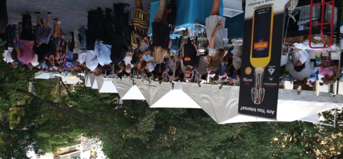 Flatiron Chefs Take Over Madison Square Park for Culinary Cook-Fest