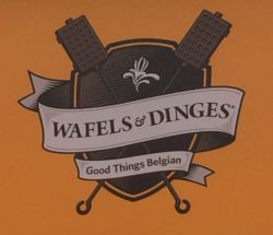 Wafel Dinges Logo