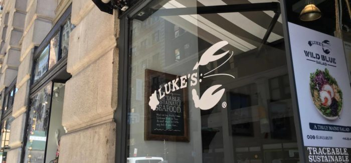 Check Out Luke's Lobster – New England Seafood Right in Flatiron!