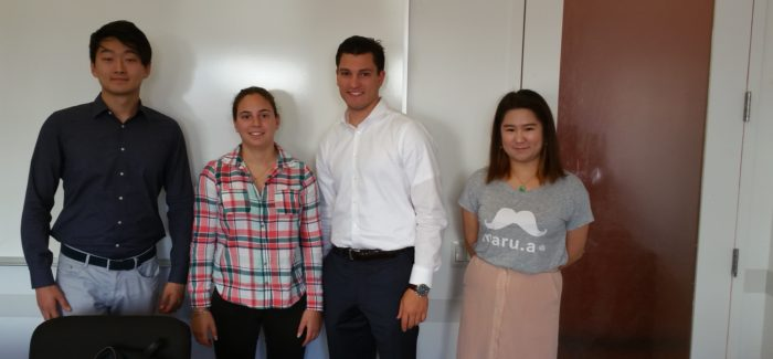A Big Thank You to NYC Seminar Center's Summer 2016 Interns!